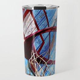 Basketball vs 83 Travel Mug