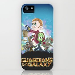In a Little Galaxy not so far away... iPhone Case