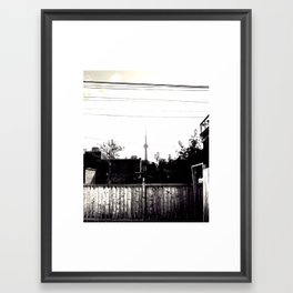 telescopic Framed Art Print