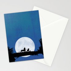 three bachelors.. Stationery Cards