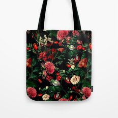 Botanical Garden VSF015 Tote Bag
