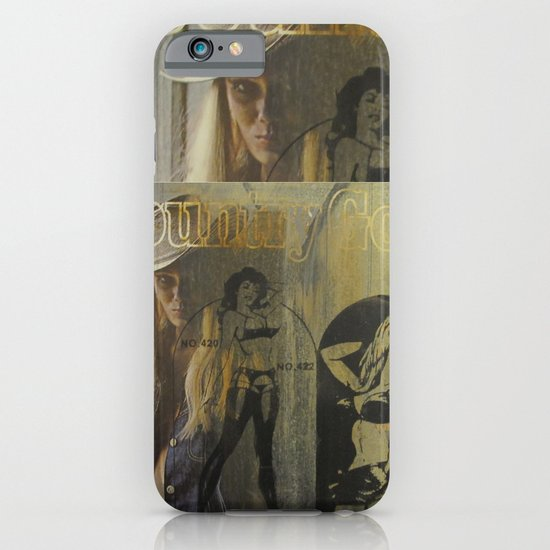 Country Gold iPhone & iPod Case