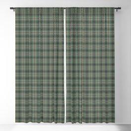 Craig Tartan Plaid Blackout Curtain