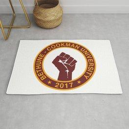 BETHUNE-COOKMAN CLASS OF 2017 Rug
