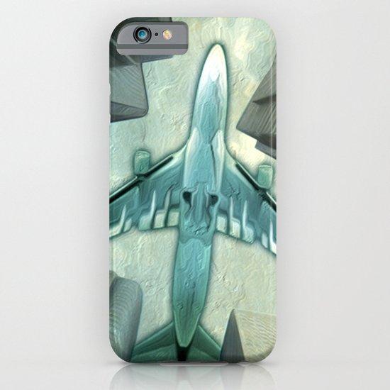 Flight path iPhone & iPod Case