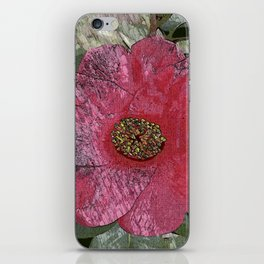 Camellias - Impressionist iPhone Skin