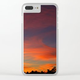 The Sunrise of Dreams Clear iPhone Case