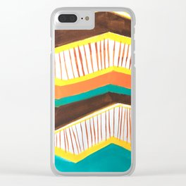 Malibu, 1972 Clear iPhone Case