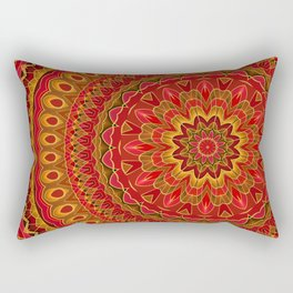 Mandala 67 Rectangular Pillow