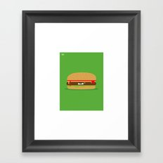 MecBig Framed Art Print