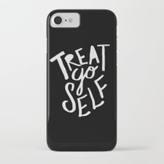 Treat Yo Self II iPhone 7 Slim Case