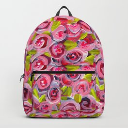 Roses on Roses on Roses Backpack