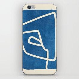 abstract minimal 57 iPhone Skin