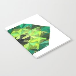Forest Hues Notebook