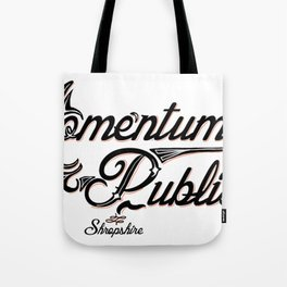 Momentum Publishing Tote Bag