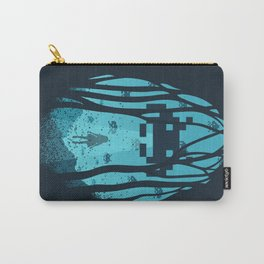 8 Bit Invasion Carry-All Pouch