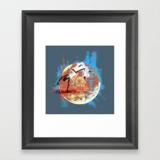Capoeira 544 Framed Art Print