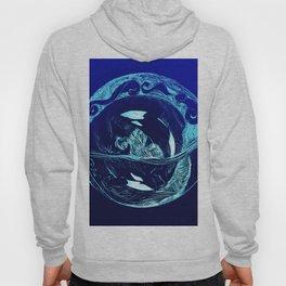 Harmony within the Orca Yin&Yang Hoody