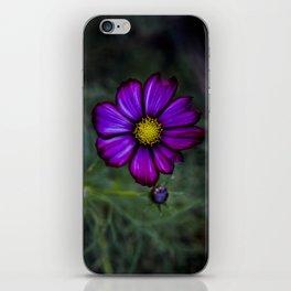Floral autumn iPhone Skin