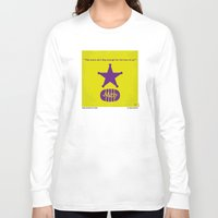 toy story Long Sleeve T-shirts featuring No190 My Toy Story minimal movie poster by Chungkong