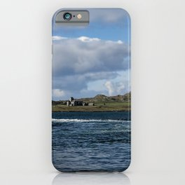 Ferry to Iona iPhone Case
