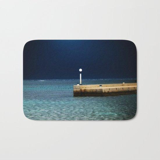 Light in the Sea Bath Mat