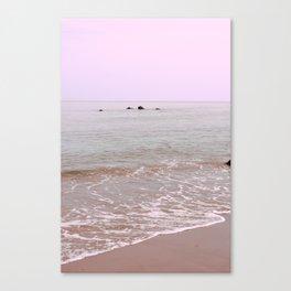 Ocean Meditation Canvas Print