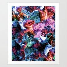 Basal Ganglia Art Print