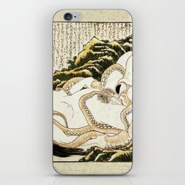 Dream of the Fisherman's Wife - Mad Men iPhone Skin