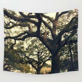 Savannah Live Oaks 2 Wall Tapestry