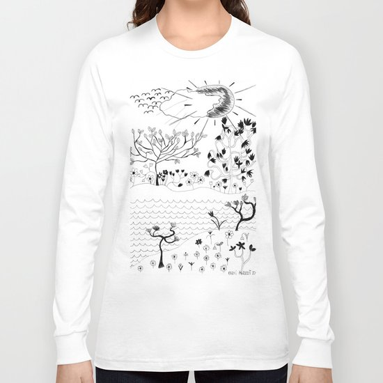 Perfect Imperfection Long Sleeve T-shirt