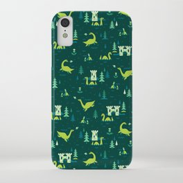 Cryptid Cuties: The Lochness Monster iPhone Case