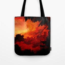 Orangefield Road Tote Bag
