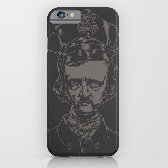 It's the POElice! iPhone & iPod Case