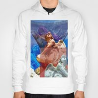 religious Hoodies featuring Religious Hymns of Angels by CAPTAINSILVA