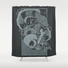 Eelectric Shower Curtain