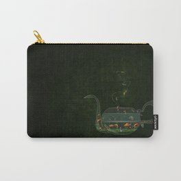 Mad for Tea Carry-All Pouch