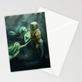 Watery Grave Stationery Cards