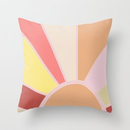 Have A Groovy Day Throw Pillow