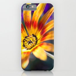 Carefree Summer Flower Close-up - Botanical Photography #Society6 iPhone Case