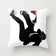 Awwwwwwwww Crap! Throw Pillow