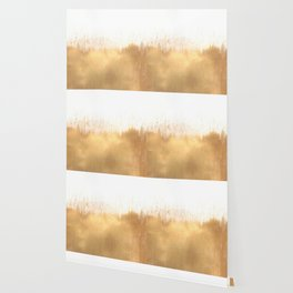 Brushed Gold Wallpaper