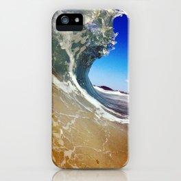 Aqua Lump iPhone Case