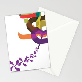 Flowers of Simele Stationery Cards