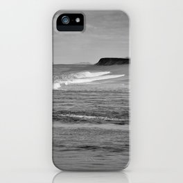 Next stop Antarctica iPhone Case