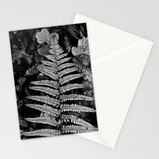 fern leaf VI Stationery Cards