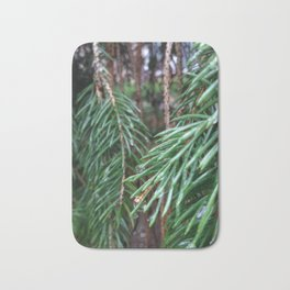 Forest Tree Bath Mat