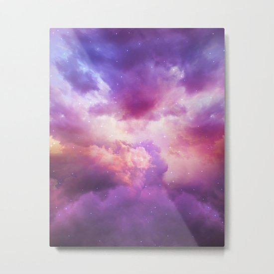 The Skies Are Painted Metal Print