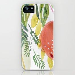 Peach Tree, II iPhone Case