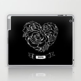 """""""Like roses, we blossom and die""""- BMTH Laptop & iPad Skin"""